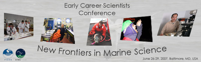 Early Career Scientists - Background - PICES - North Pacific
